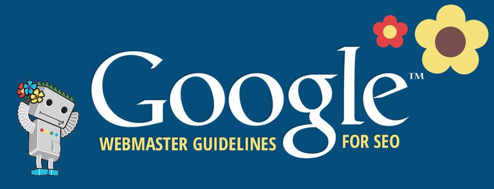 Webmaster Guidelines