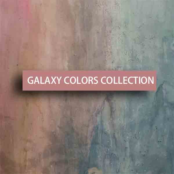 Galaxy Colors Collection: 1604 Elements