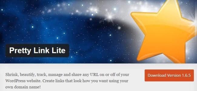 PrettyLinks WordPress Plugin
