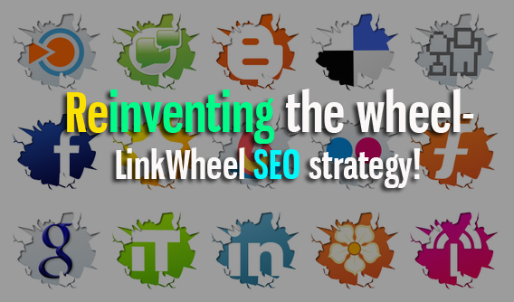 LinkWheel SEO Strategy