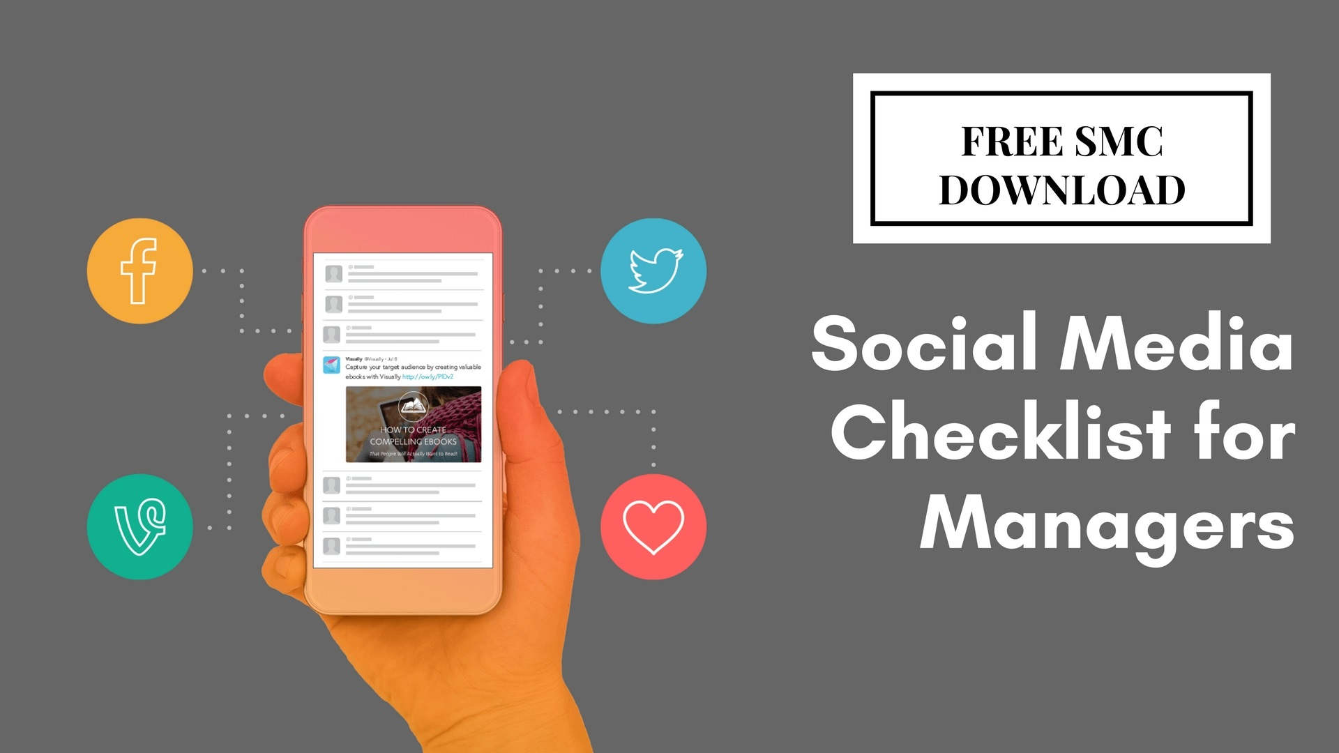 Complete Social Media Marketing Checklist for Managers