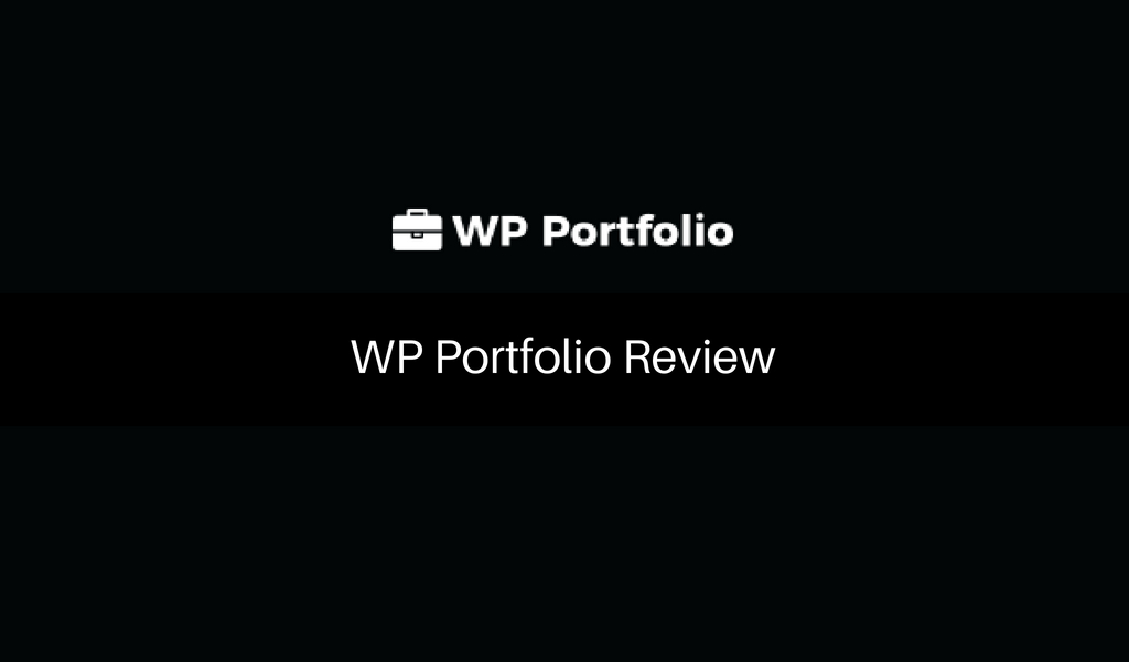 WP Portfolio Review