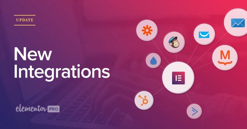 Elementor Integrations