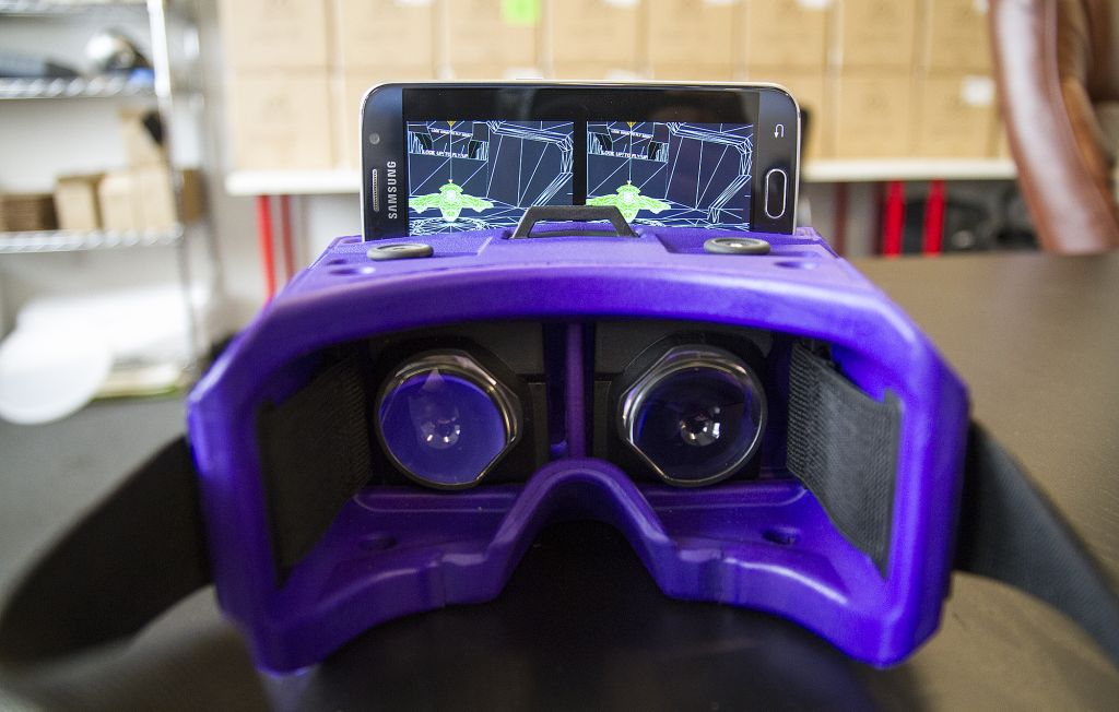 Best VR Headset for iPhone Users – Merge VR Goggles