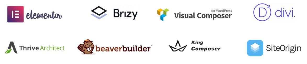 Astra vs GeneratePress vs OceanWP vs Genesis: Page Builders Compatibility