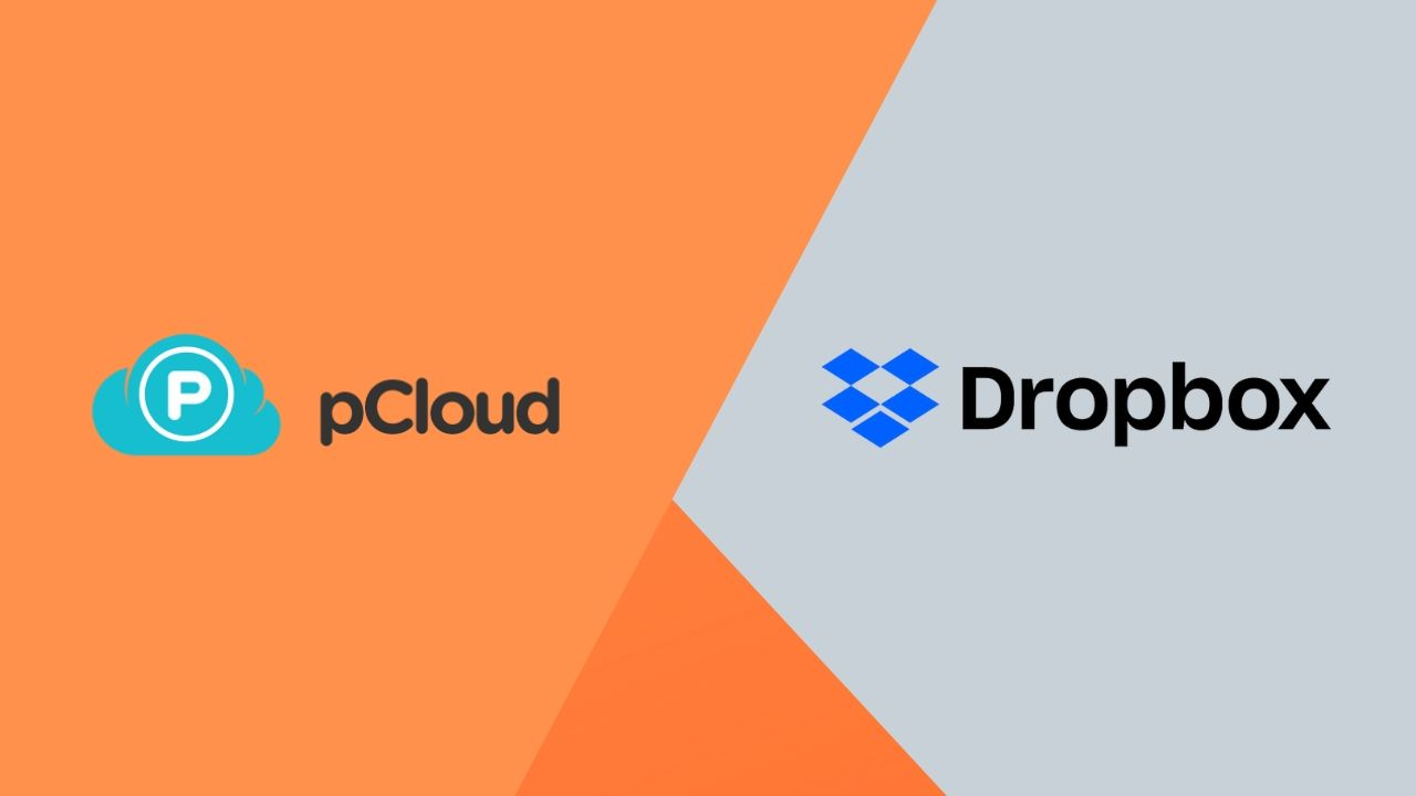 pCloud vs DropBox: Honest Comparison Review