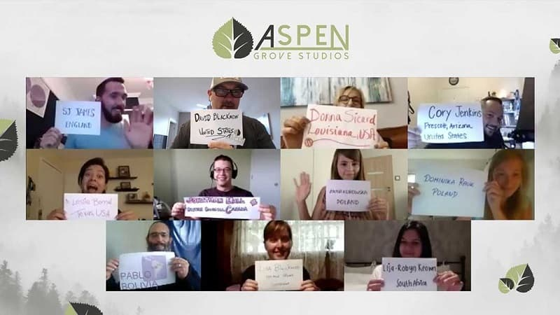 Aspen Grove Studios - What People Says about It