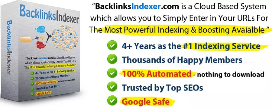 Backlink Indexer Coupon Code